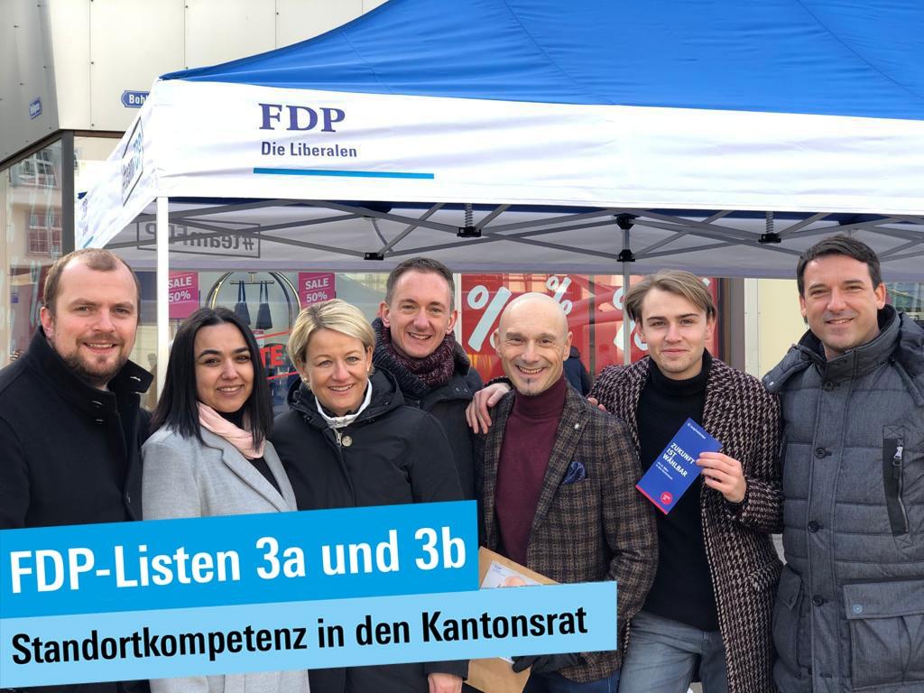 """""""Poste deine Meinung"""": FDP-Standaktion zur Standortattraktivität"""